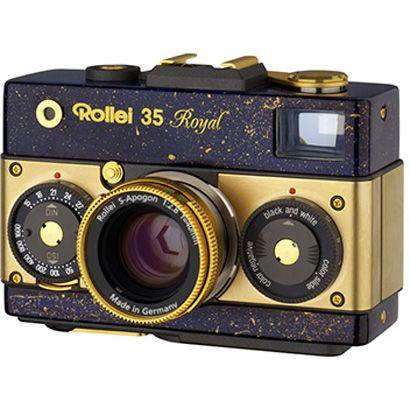 Rollei 35 mm Vintage Lomography - Lomo ready cameras - Vintage collectible cameras www. Etsy.com/VintageLomography
