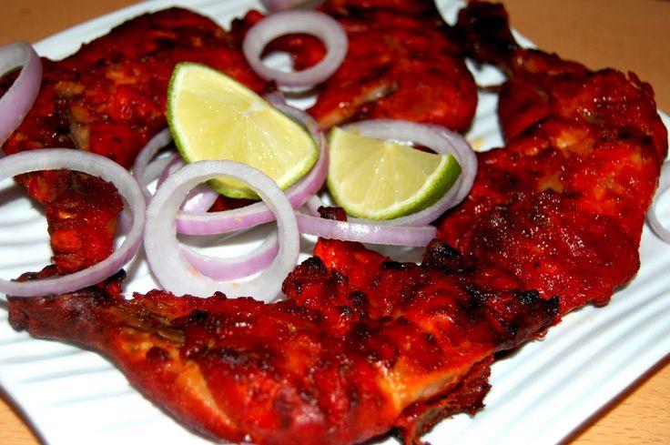 Chef of India - Dinner / Lunch Buffet Tandoori Chicken