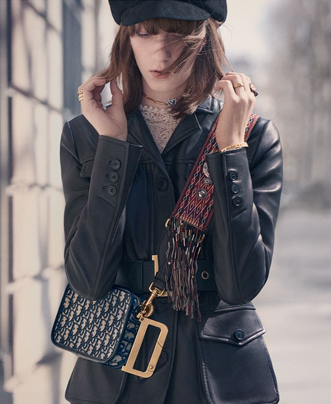 2397e8b9d72b Diorquake Dior Oblique clutch - Bags - Woman