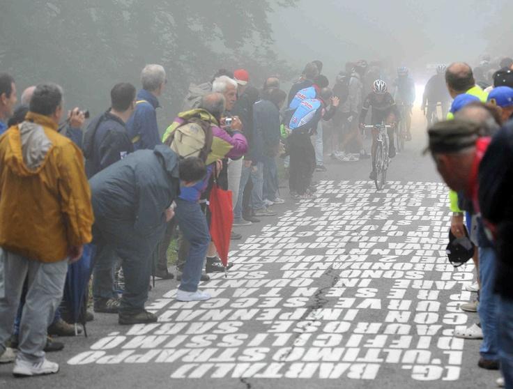 Il Muro di Sormano: il grande protagonista dell'edizione 2012 de il Lombardia