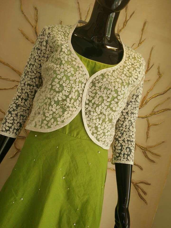 Short jacket design
