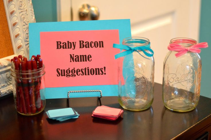 gender reveal baby name suggestions