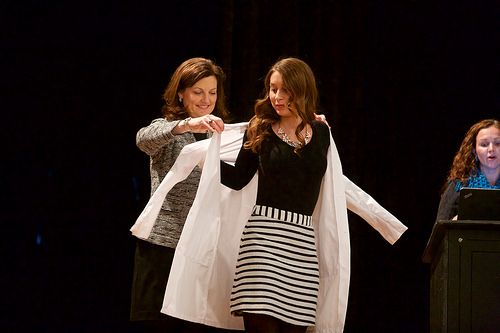PA White Coat Ceremony 2014 http://www.ohiodominican.edu/future-students/odu-news-events/news-item/2014/12/17/first-class-of-physician-assistant-graduates-receive-their-white-coats