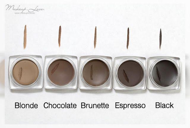 NYX Tame & Frame Tinted Brow Pomade (Chocolate Color)