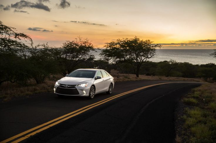 2018 Toyota Camry Price and Release Date