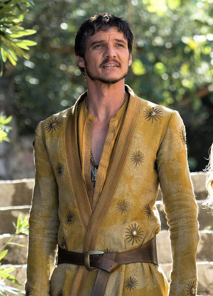 26 best Game Of Thrones: Prince Oberyn Martell images on ...