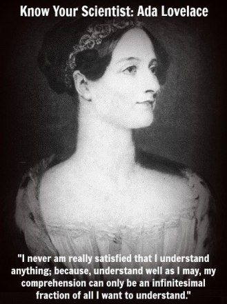 Ada Lovelace – The Prophet of the Computer Age -  Ada Byron, Countess of Lovelace (1815-1852)