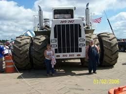 Image result for big bud 7 7 tractor