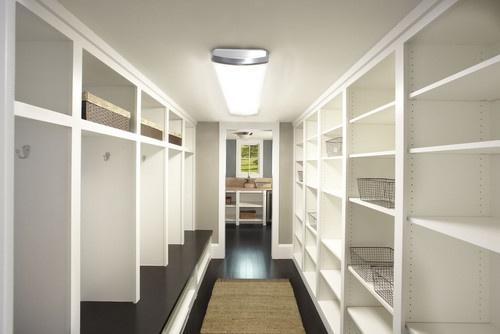 Tyrol Hills Residence Contemporary Closet