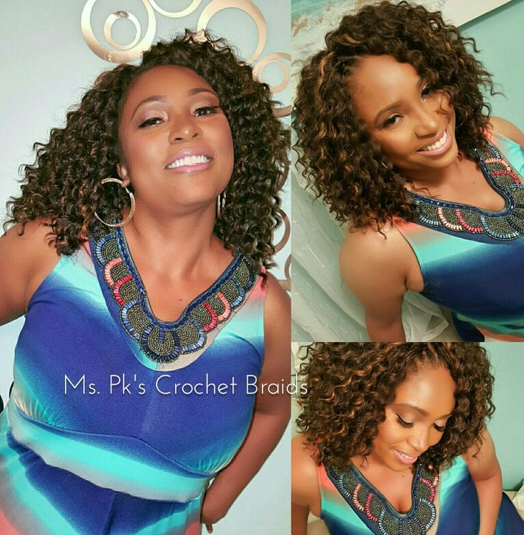 Crochet braids, Make up and Twists on Pinterest