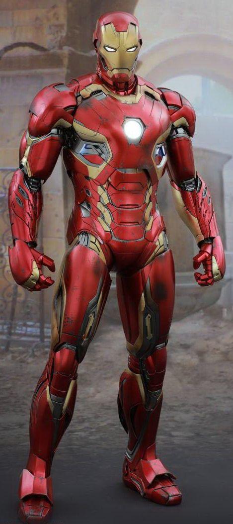 Avengers: Age of Ultron   Iron Man MK XLV