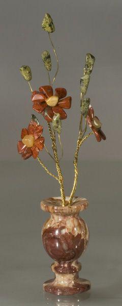 Цветы из камня - Багряный