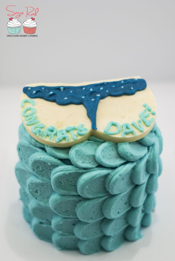 Cheeky Bum Cake