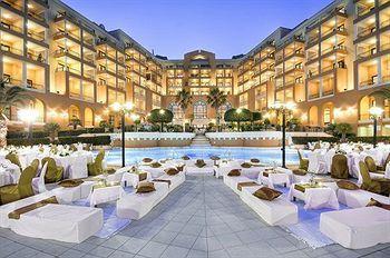 Corinthia Hotel, St Julians, Malta. To book visit http://www.maltadirect.com/corinthiahotelstgeorgesbay