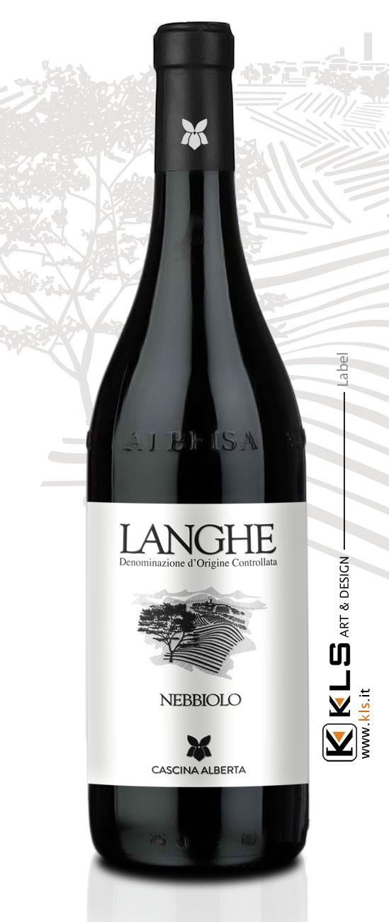 Label - Langhe Nebbiolo