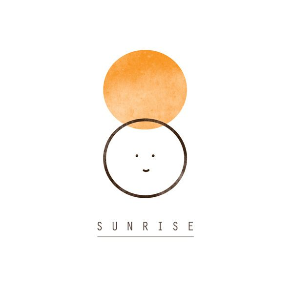 Sunrise by bubi au yeung  art print available at society6.com/bubi