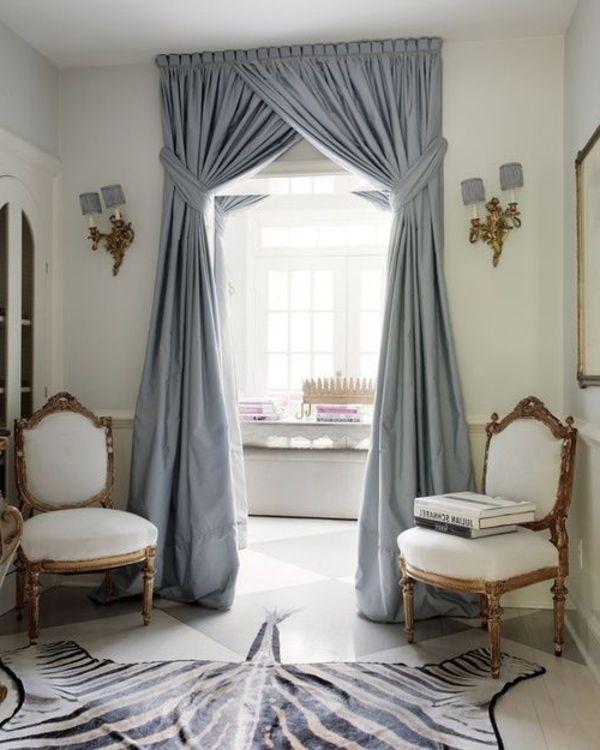 1000 id es sur le th me rideaux de double fen tre sur pinterest tringle pour double rideaux. Black Bedroom Furniture Sets. Home Design Ideas