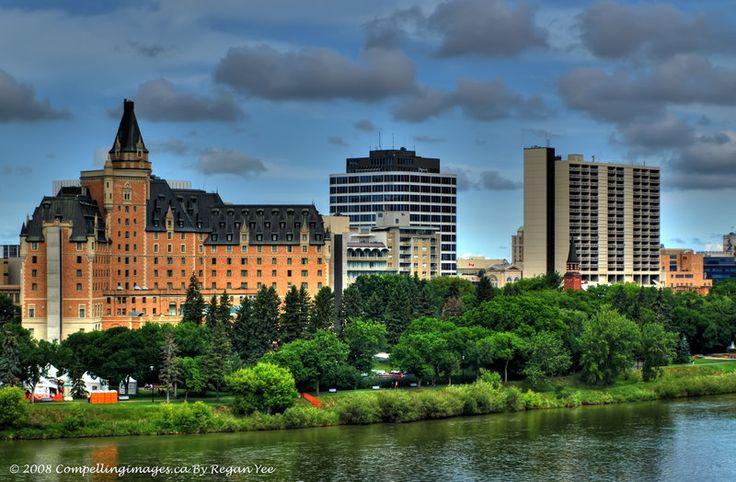 Bessborough Hotel in Saskatoon.