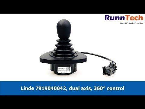 These joysticks are mainly used in hydraulic proportional control