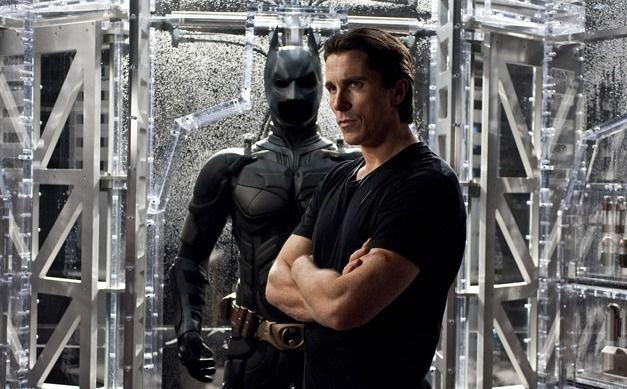 Allenamento Christian Bale