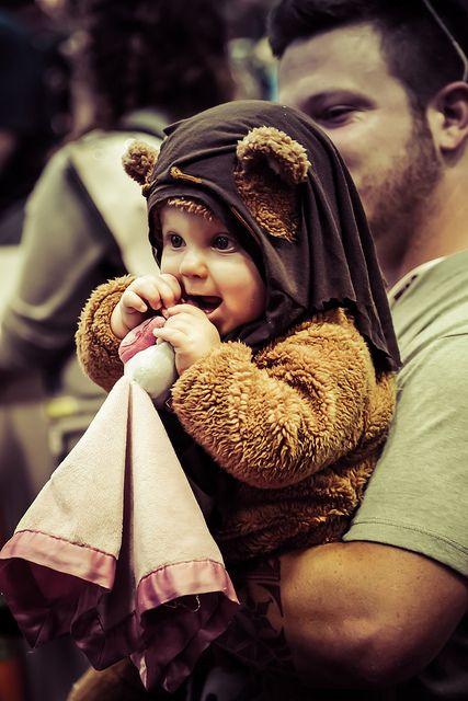 My child WILL have this ewok costume!! ❤️