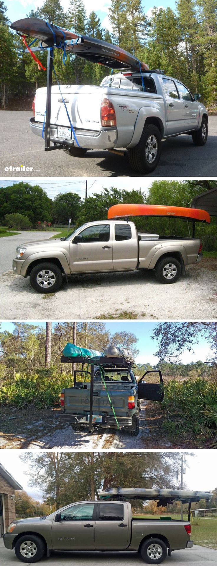 best 25 kayak truck rack ideas on pinterest kayak rack for