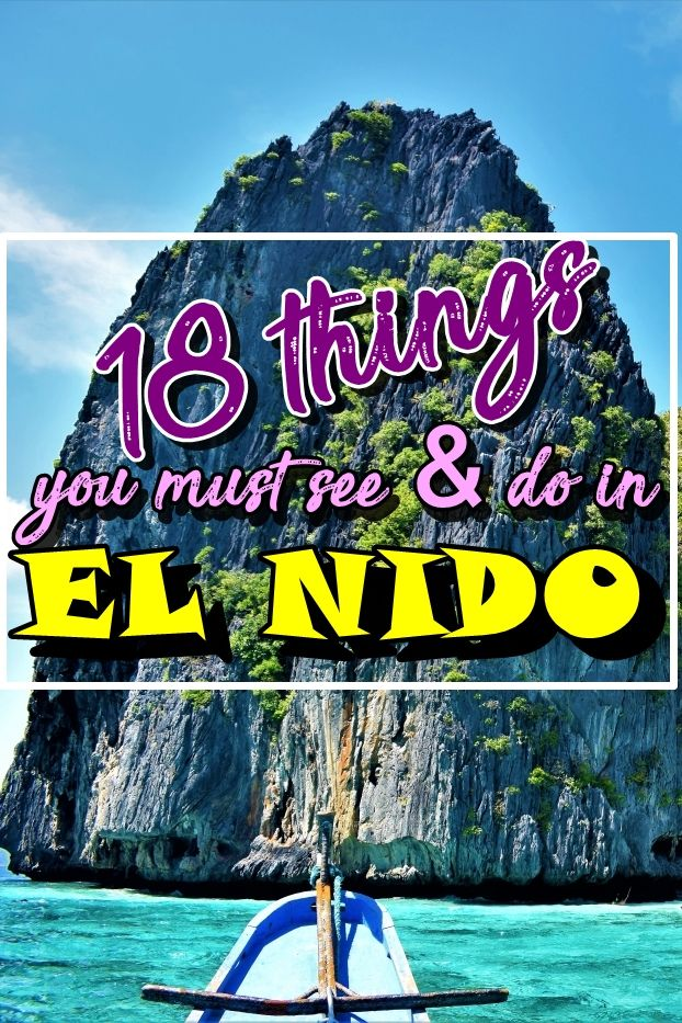 El Nido | Palawan | Philippines | El Nido islands | things to do in El Nido | what to see in El Nido | El Nido guide | El Nido Palawan |