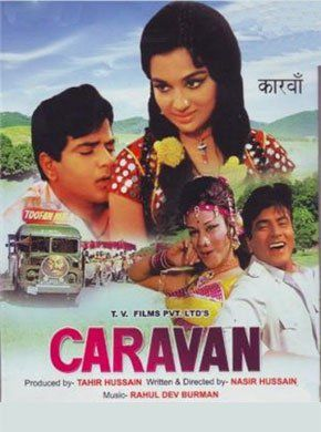 Caravan Hindi Movie Online - Jeetendra, Asha Parekh, Aruna Irani, Mehmood Jr., Helen, Ravindra Kapoor and Kishan Mehta. Directed by Nasir Hussain. Music by R. D. Burman. 1971 [U] ENGLISH SUBTITLE