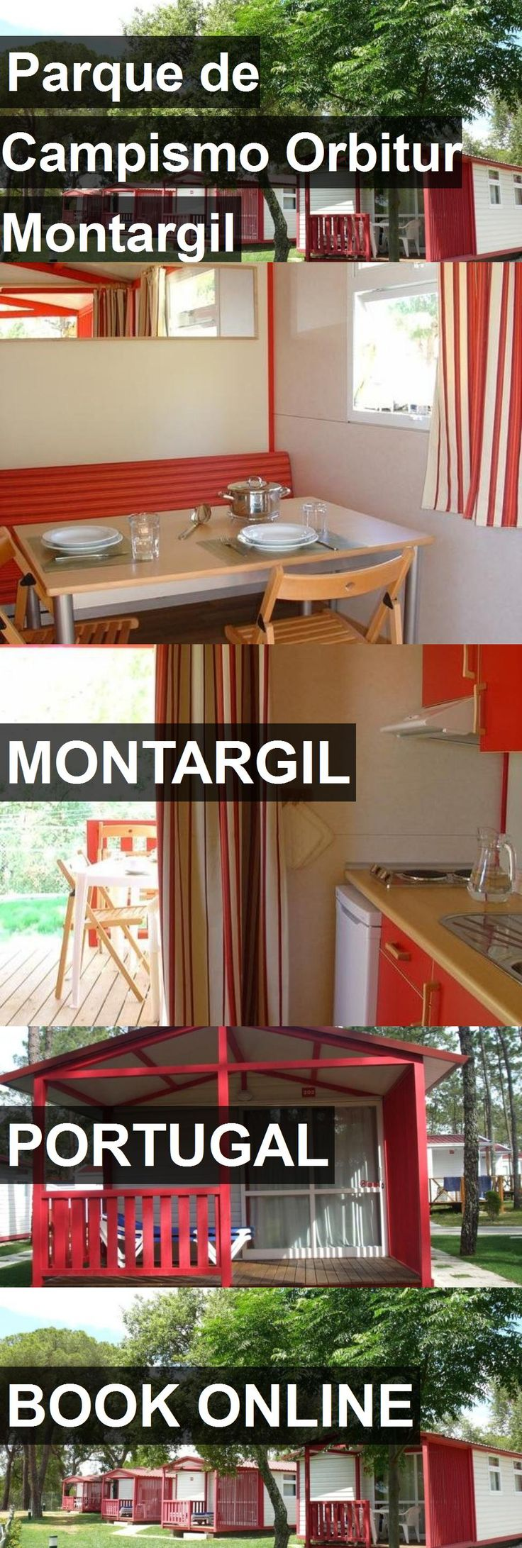 Hotel Parque de Campismo Orbitur Montargil in Montargil, Portugal. For more information, photos, reviews and best prices please follow the link. #Portugal #Montargil #travel #vacation #hotel