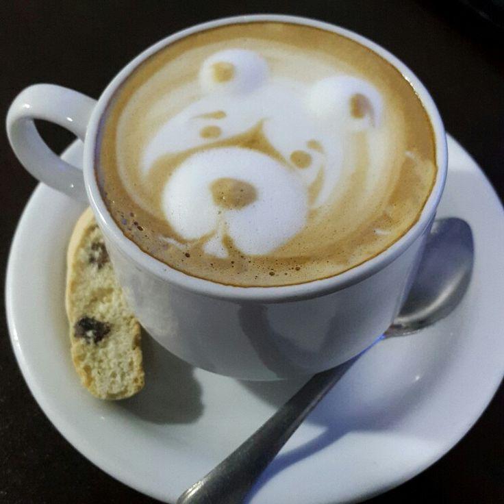 Cappuccino @stizzolipanama #stizzoli #auténticoitaliano #12deoctubre #café