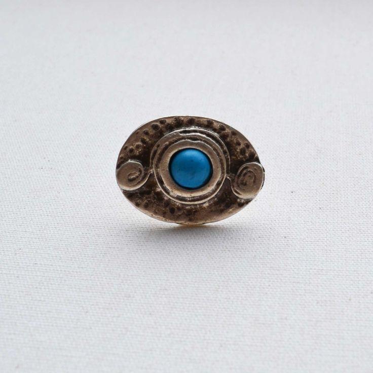 Turkish Eye Ring