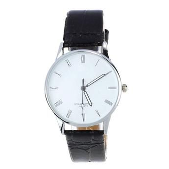 Classic Leather Band Men's Watch - Cheap Wristwatches for Sale Online