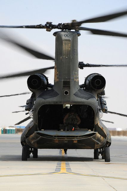 US Army | Boeing CH-47D Chinook
