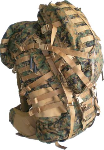 ILBE Assault Pack combo www.dayton-surplus.com