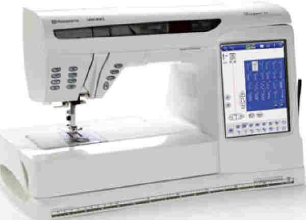 husqvarna viking designer sewing machine