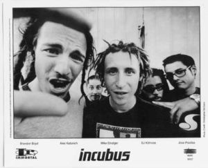 Incubus Music Lover Incubus Science Music Lovers