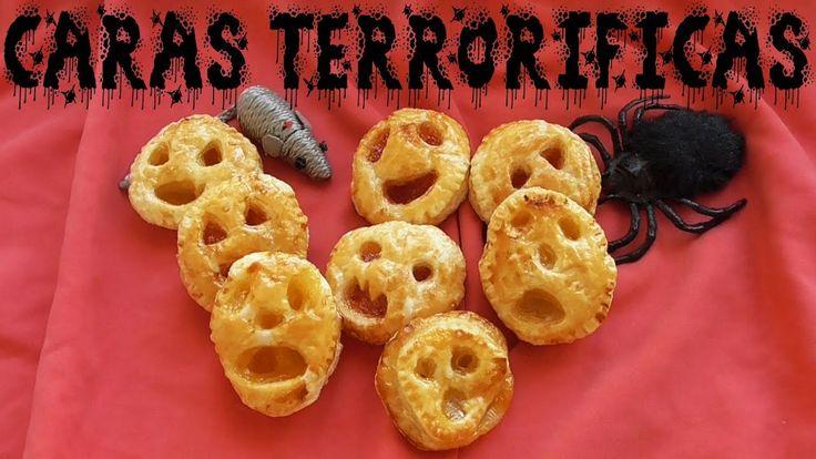 CARAS TERRORIFICAS (ESPECIAL HALLOWEEN)