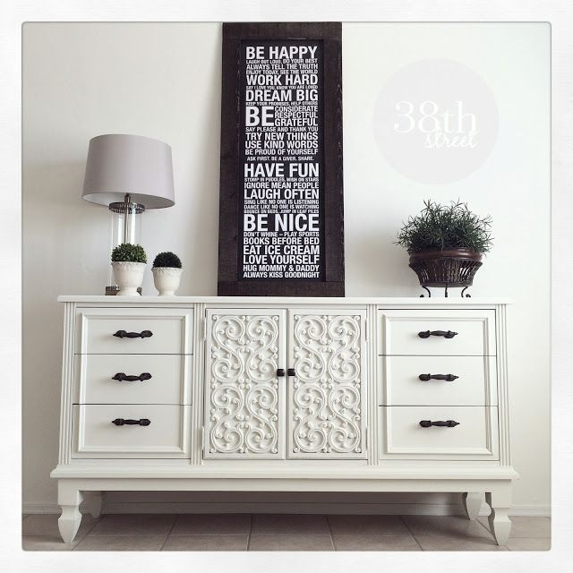 How To Add Legs To Furniture: The Andi Dresser