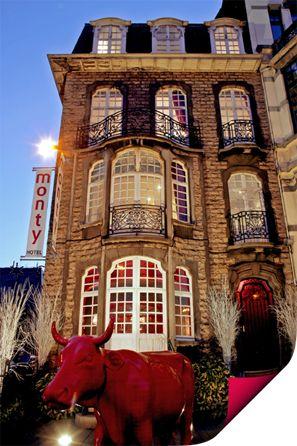 Monty Hotel, Brussels
