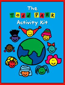 Todd PARR | Fun Stuff from Todd PARR What's not to love about Todd Parr. Great activities and resources to use. Kids always relate.