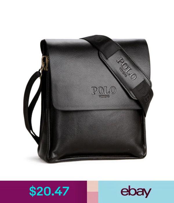 Bags Clothing, Shoes, Accessories. Bags, Briefcases Leather Travel Shoulder  Satchel Bag Messenger Vintage ... a68785ce20