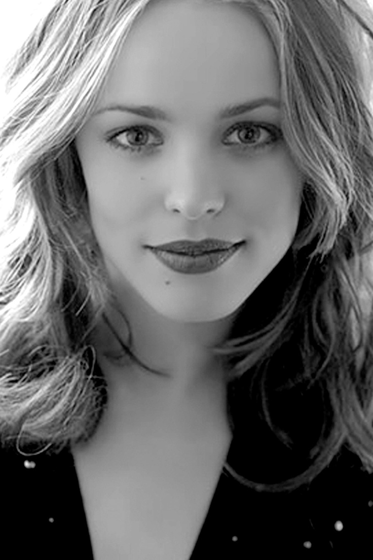Rachel McAdams will meet one day I don't know where when how but I will be your floor mat