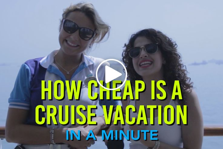 Did you know cruise vacations are cheaper & more convenient than a usual vacation. It saves you from the trouble of multiple flights.
