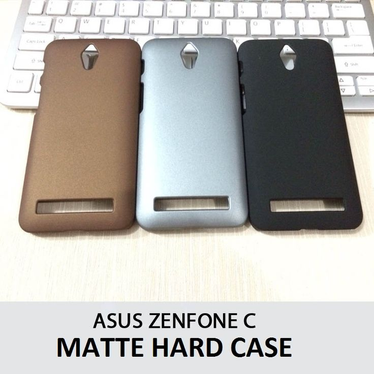 ASUS Zenfone C Matte Hard Case - Rp 75.000 - kitkes.com