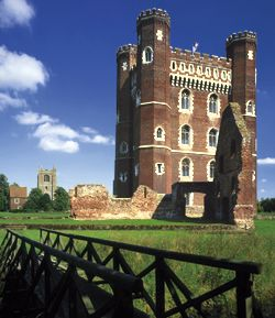 Tattershall Castle, Lincolnshire, UK