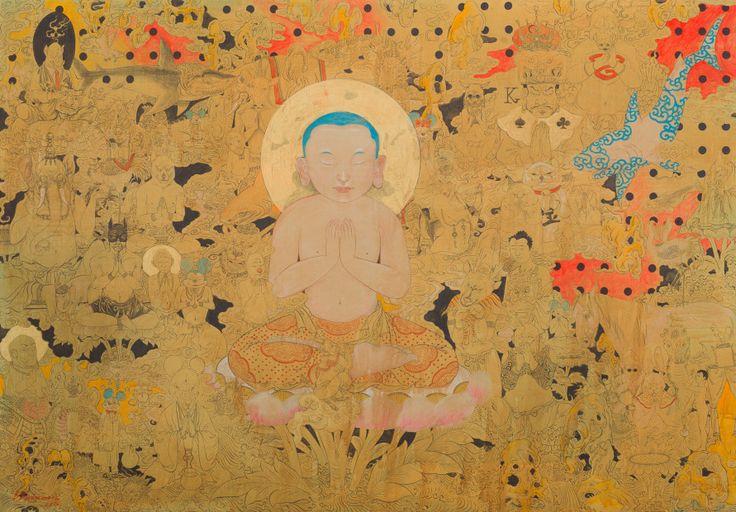 <em>Little Budda</em>, 2016