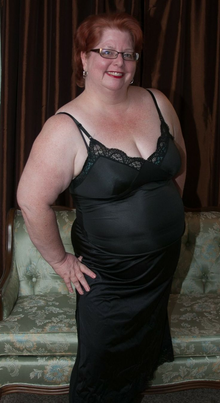 Nude older chubby women