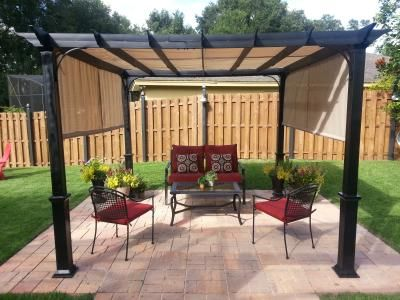User submitted photo | BACKYARD decor ideas | Pinterest | Lowes, Pergolas  and Stone patios - User Submitted Photo BACKYARD Decor Ideas Pinterest Lowes