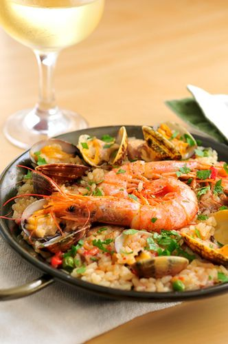 Paella....... deliciosa