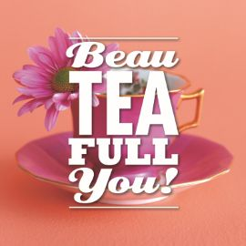 Beau TEA full you! #hallmark #thee #teawishes #pickwick